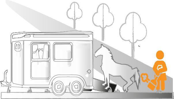 trailer laden 9 1